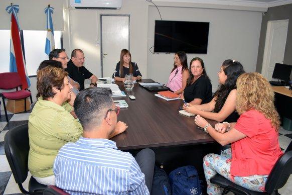 Salud transfirió funciones de control y matrícula al Colegio de Nutricionistas de Entre Ríos