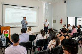 El Becario capacitó a más de 80 funcionarios, intendentes y referentes sociales sobre el trámite online de becas