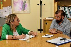Provincia y Nación delinean acciones conjuntas en materia de vejez