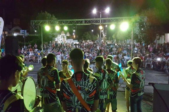 Plaza Encendida continúa recorriendo ciudades entrerrianas