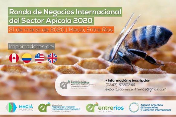 Entre Ríos se prepara para una nueva ronda internacional de negocios