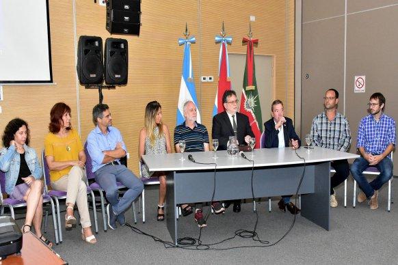 Autoridades de Salud participaron de una capacitación sobre leishmaniasis visceral en Concordia
