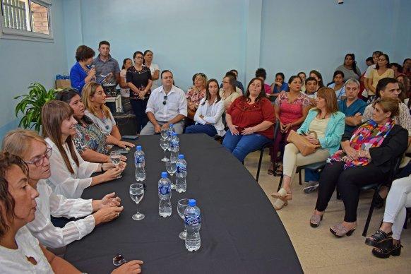 Asumió la nueva directora del hospital Urquiza de Federal