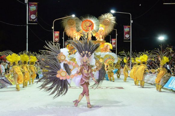 Entre Ríos recibió más de 176.000 visitantes por el feriado de carnaval