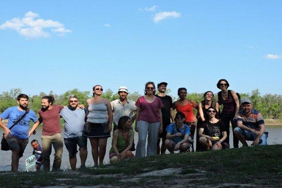 La expedición Imaginarios del Río se presentará en la Casa de la Cultura de Entre Ríos
