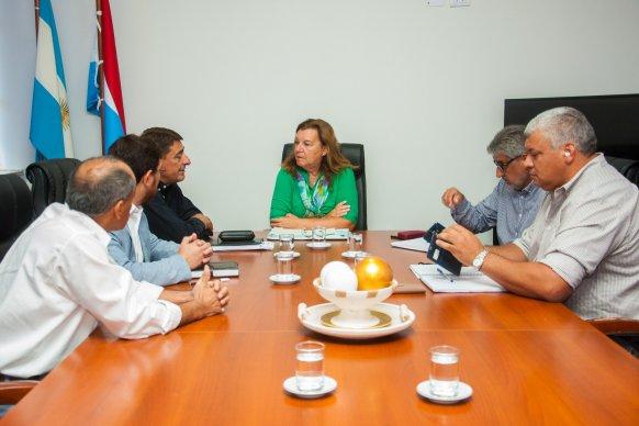 Vialidad y la Secretaría de Transporte fortalecen acciones