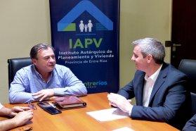 Construirán nuevas viviendas en Colón con recursos provinciales