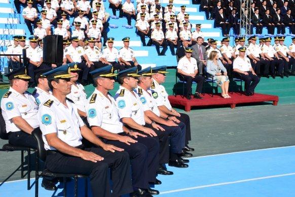Asumieron los nuevos directores y subdirectores de la Plana Mayor de la Policía de Entre Ríos