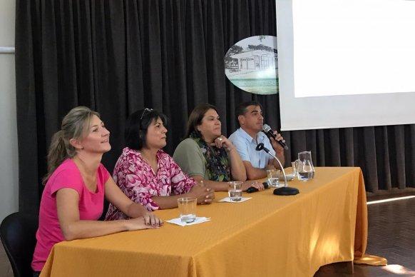 La provincia acompaña las capacitaciones dictadas en el marco de la Ley Micaela