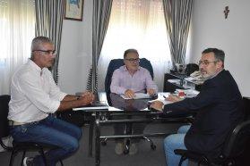 Se evaluaron obras para la ciudad de San Salvador