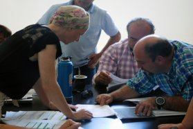 El gobierno provincial trabaja en la planificación y ordenamiento territorial del departamento Villaguay