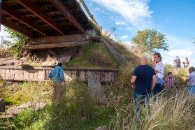 Desde la provincia buscan financiamiento para la reconstrucción de puentes