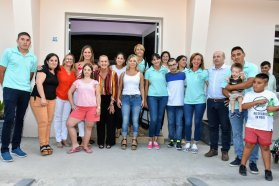 La provincia reafirmó el apoyo para trabajar políticas inclusivas con los municipios entrerrianos
