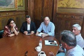 Se trabaja en nuevos proyectos de infraestructura básica para Gualeguay