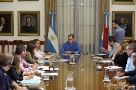 El gobernador ordenó una partida extraordinaria  de alimentos para los sectores más vulnerables