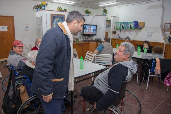 El cuidado de las personas mayores es fundamental sobre todo frente a la pandemia por Coronavirus