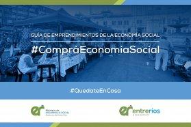 Se elaboró una guía de pequeños productores y emprendedores  de alimentos de la Economía Social que venderán a domicilio