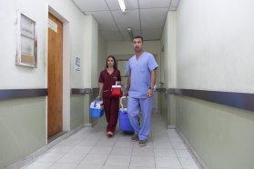 Nueva donación en órganos en Paraná posibilita cinco trasplantes