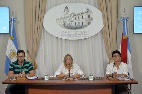 Articulan acciones para atender de manera eficaz a la población más vulnerable de la provincia
