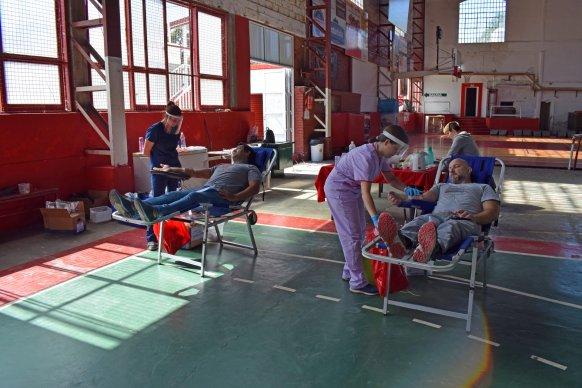 El apoyo de entidades de la sociedad civil permite responder a la demanda de dadores de sangre