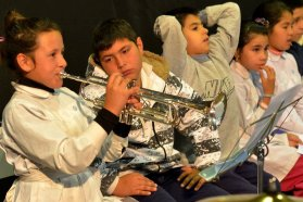 El programa provincial de Orquestas infantiles y juveniles se reformula para sostener su labor en el aislamiento