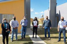 Familias de tres localidades entrerrianas recibieron sus viviendas