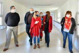 El gobierno provincial entregó equipamiento de salud al Hospital Fermín Salaberry de Victoria