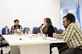 El Consejo Provincial de Cultura mantuvo su reunión de manera virtual para debatir asuntos de políticas culturales