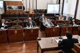 Los postulantes a las vocalías del Consejo General de Educación expusieron en audiencia pública ante el Senado