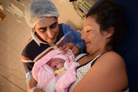 La provincia garantiza los partos respetados en el marco de la pandemia por Covid-19
