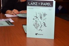 Publicación de cuadernillo recreativo para adultas y adultos mayores