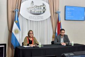 Destacan la inversión provincial en equipamiento, insumos y recursos humanos para atender el Covid