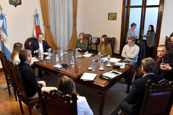 El gobierno entrerriano autorizará las reuniones familiares de hasta 10 personas