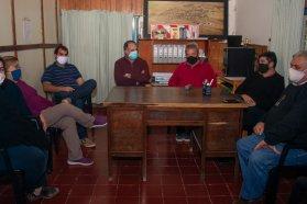 La Cafesg hará un estudio de factibilidad para obras en Jubileo
