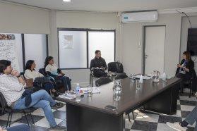 Salud avanza en una estrategia sanitaria para aplicar el Plan Detectar en Barrios Populares de Paraná