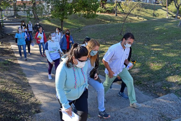 Comenzó en Paraná el operativo casa por casa para detectar casos sospechosos de coronavirus