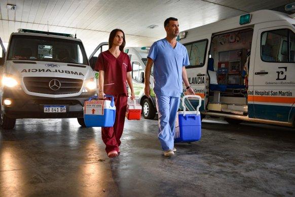 Donación de órganos y tejidos en Paraná beneficia a cinco pacientes con diversos trasplantes