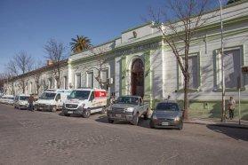 Realizaron una cirugía inédita en el hospital San Martín de Paraná