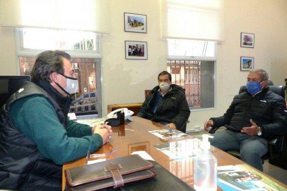 Planifican nuevas viviendas para dos localidades entrerrianas