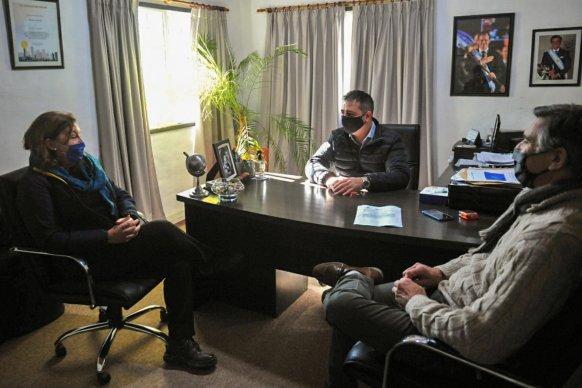 Comenzó la rehabilitación del acceso a Pueblo General Belgrano en el departamento Gualeguaychú