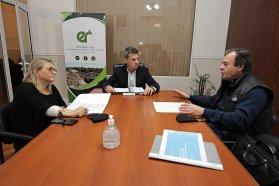 Se coordinan las tareas para la puesta en marcha del Programa Argentina Construye