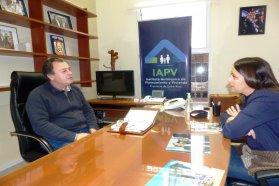 Abordaron la política habitacional en la Criolla y  el departamento Gualeguay
