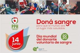 Salud garantiza la donación voluntaria de sangre segura sobre todo en tiempos de pandemia