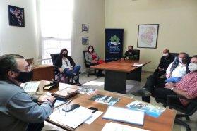 La provincia trabaja en soluciones habitacionales para los departamentos La Paz, Paraná y Uruguay