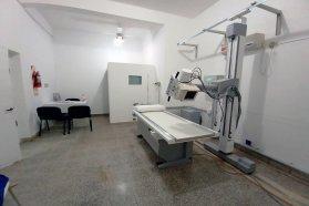 El hospital Nuestra Señora de Luján de General Ramírez cuenta con un nuevo equipo de Rayos X