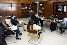La provincia y la Municipalidad de Paraná coordinan estrategias sociales ante los nuevos casos de Covid 19