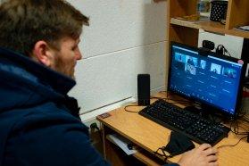 El Instituto Becario adaptó su trabajo al modo virtual en tiempos de pandemia