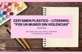 Comenzó el certamen plástico-literario en el marco del mes contra la Trata de Personas