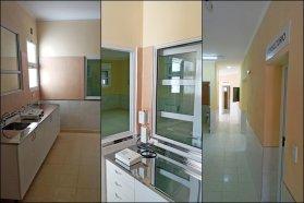 Se entregó la obra del pabellón de clínicas del hospital Enrique Fidanza