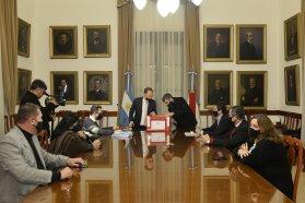 Se abrieron los sobres de la licitación para el servicio de agente financiero del gobierno provincial